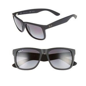 Ray Ban Justin 54mm Polarized Sunglasses
